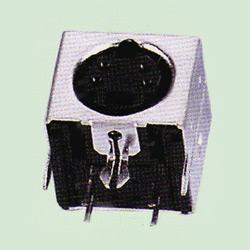 mini din horizontal sockets pcb quick lock