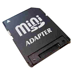 mini sd to sd adapter