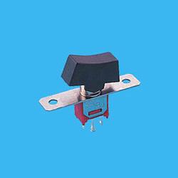 miniature rocker paddle switches