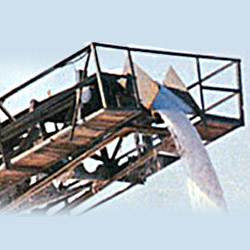 mining and construction purpose conveyor belts
