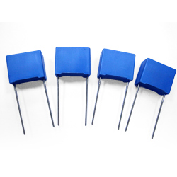 mkt metallized polyester film capacitor