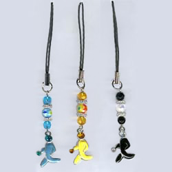 mobile necklace