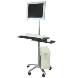mobile pc cart