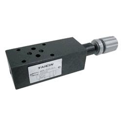 modular relief valves