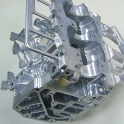 molds for al die casting engine parts