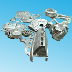 molds for aluminum die casting