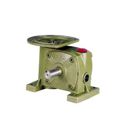 single stage directly motor coupled vertical reducer