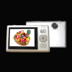 "2.5"" tft color display pmp player with camera"