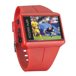 mp4 watches