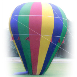multi colors cold air advertising inflatable