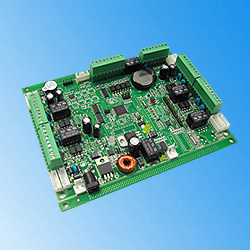 multi-door-access-controller pcb-only