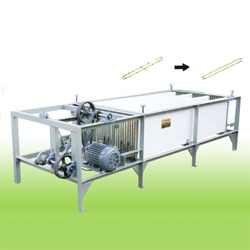 multi-groove type polishing machine
