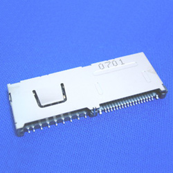 multi memory card connectors