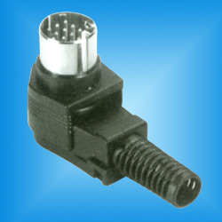 multi pole assembly plug solder quick lock type