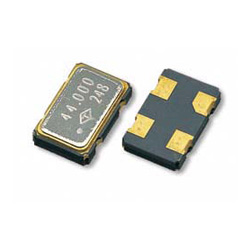 multiplier crystal oscillator