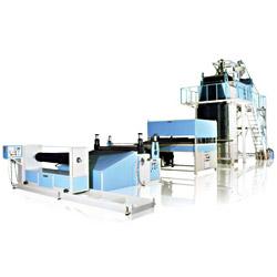 multipurpose square flat net making machine