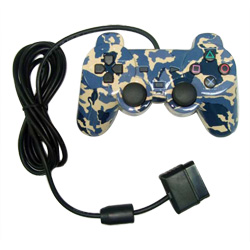 navy camouflage joysticks for ps2