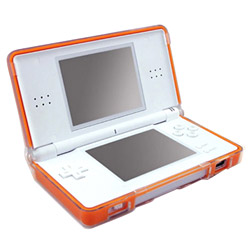 nds crystal cases