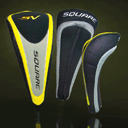 new sv square headcover
