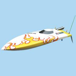 nitro power boats