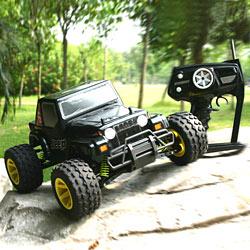 nitro powered trucks