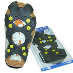non slip ribbon snow shoes