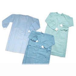 non sterile protection gown