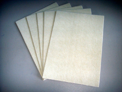 non-woven chemical sheets