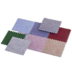 non woven combination type carpets
