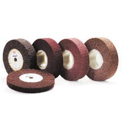 non woven fabric abrasive wheel