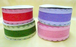 non-woven ribbons