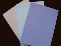 nonwoven color insole board