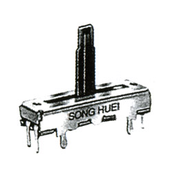 normal series slide potentiometers