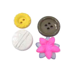 nylon buttons