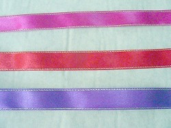 nylon satin ribbons