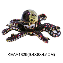 octopus jewelry boxes