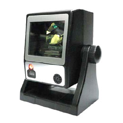 omni direcitional laser bar code scanner