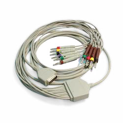 one piece ecg cable