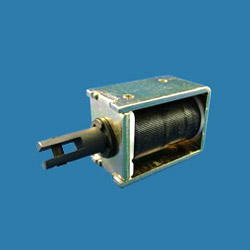 open frame solenoid