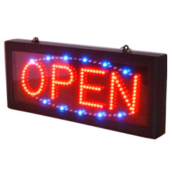 open led displays
