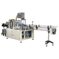 opp roll fed labeling machine