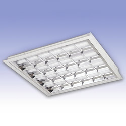 high-efficiency embedded lighting