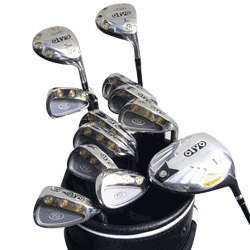 otyo completed golf club set