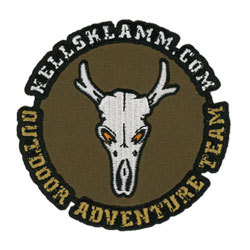 outdoor adventure team embroidered patches