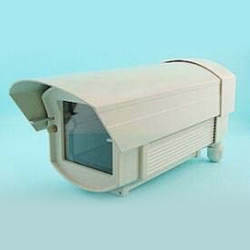 outdoor aluminum camera housing