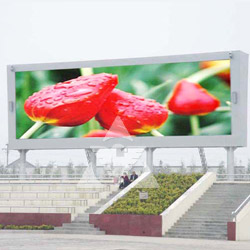 outdoor full color displays