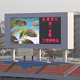 Outdoor Full Color LED Displays