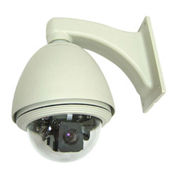 outdoor high speed dome cameras