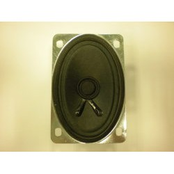 oval-type-alnico-ferrite-magnet-low-leakage-flux speaker