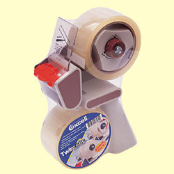 packaging tapes and dispensers